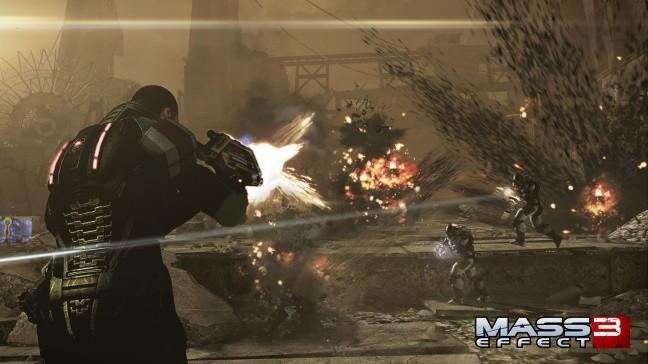 Mass Effect 3 - Screenshot di lancio