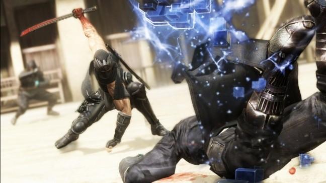 Ninja Gaiden 3 - Screenshot e render