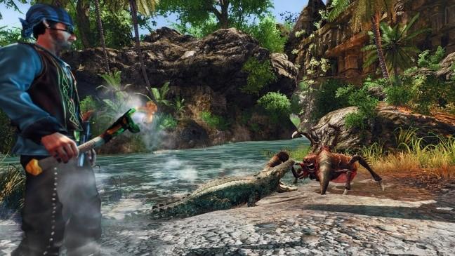 Risen 2: Dark Waters - Nuovi screenshot