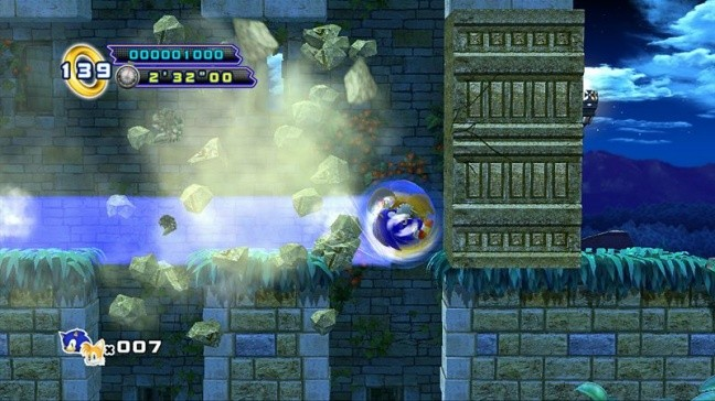 Sonic the Hedgehog 4: Episode 2 - Gameplay