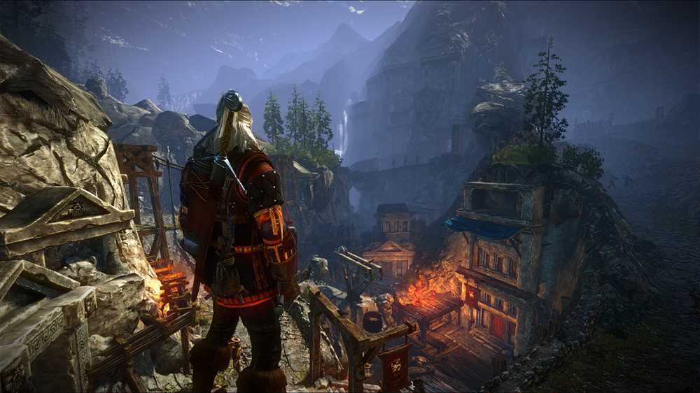 The Witcher 2: Assassins of Kings - Screenshot Xbox 360