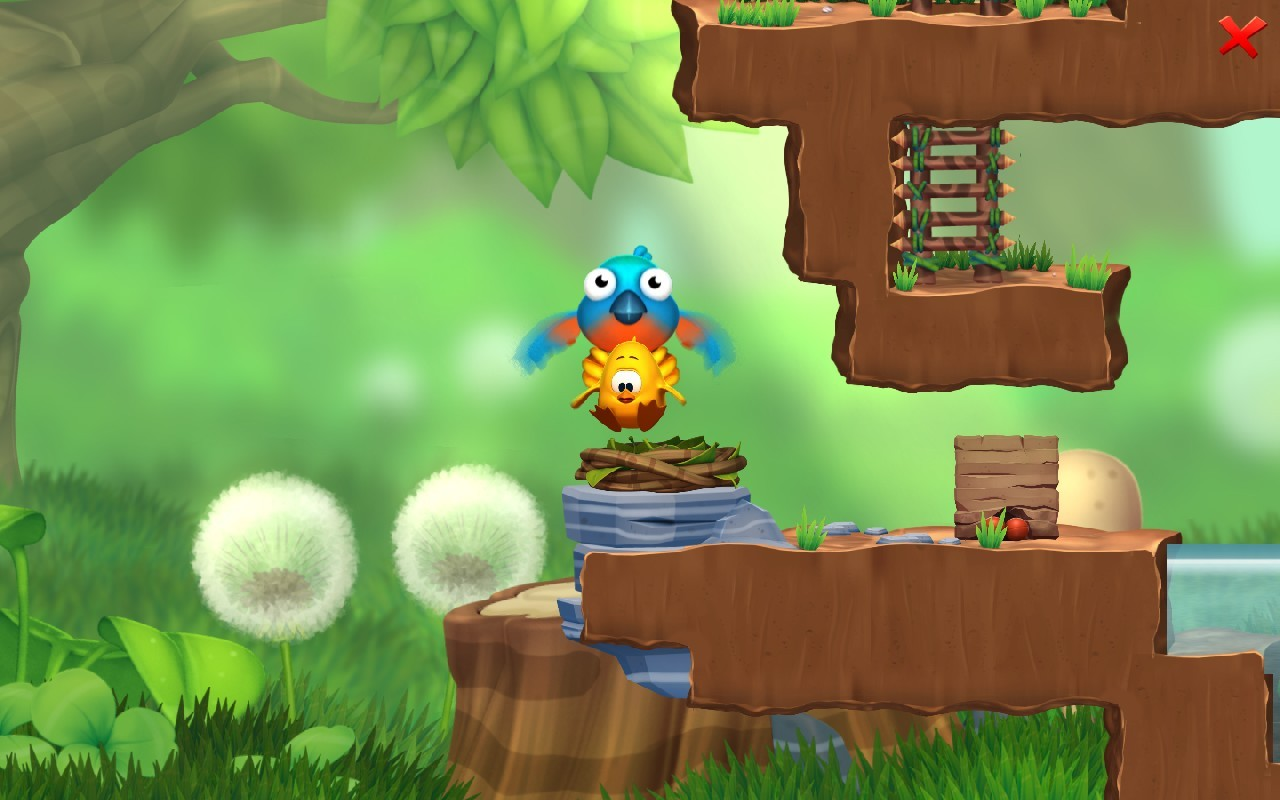 Toki Tori 2 - Screenshot