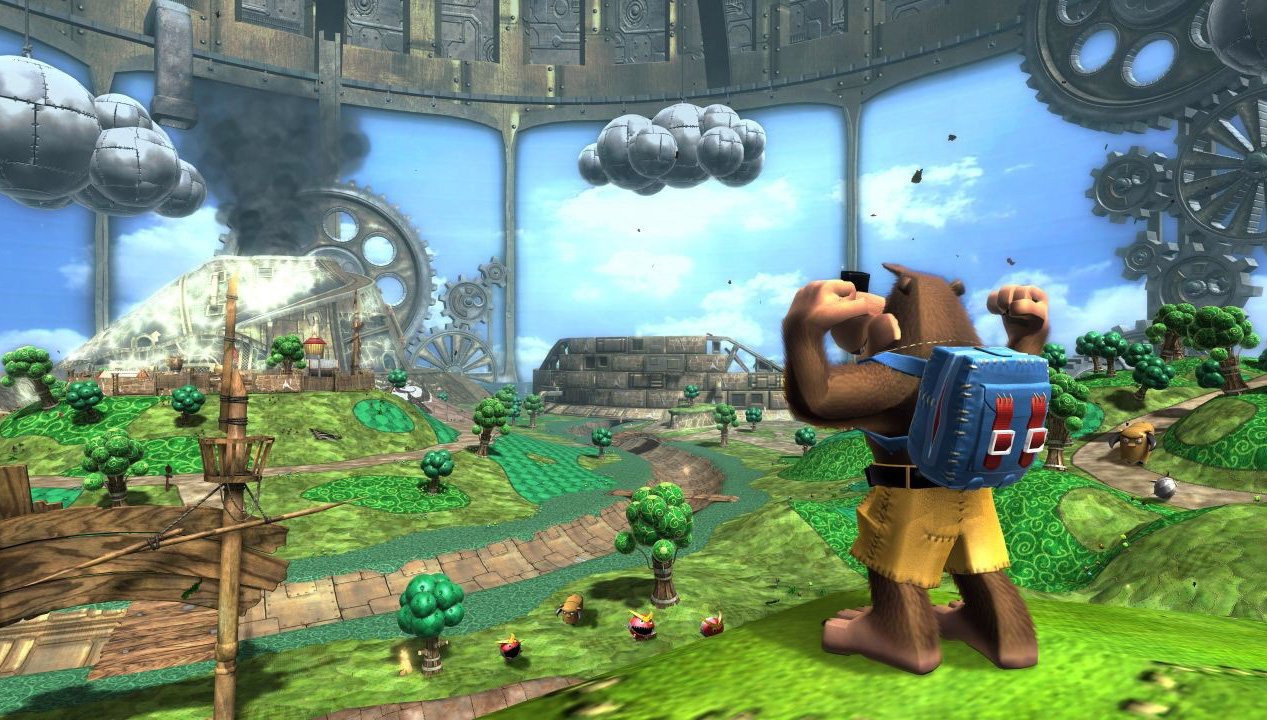 Banjo-Kazooie: Viti e Bulloni - Xbox 360