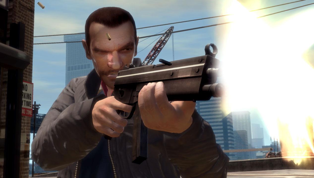 Grand Theft Auto IV - PS3, Xbox 360 e PC