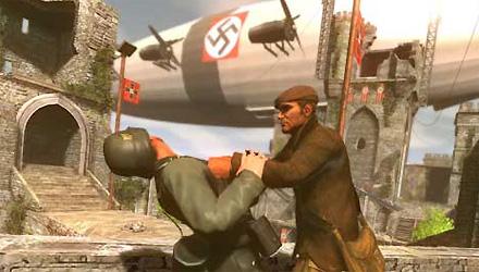 Saboteur - Xbox 360