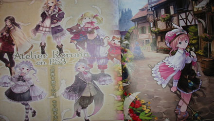 Atelier Rorona: Alchemist of Arland