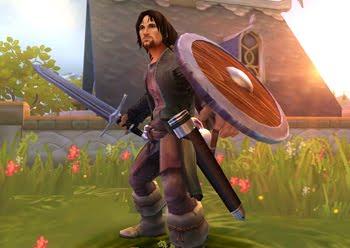 Il Signore degli Anelli: la Ricerca di Aragorn Wii