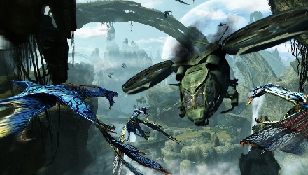 James Cameron's Avatar - Xbox 360