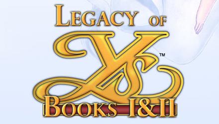 Legacy of Ys: Book I & II