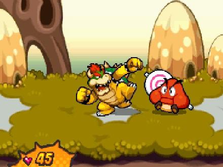 Mario & Luigi RPG 3: Viaggio al centro di Bowser