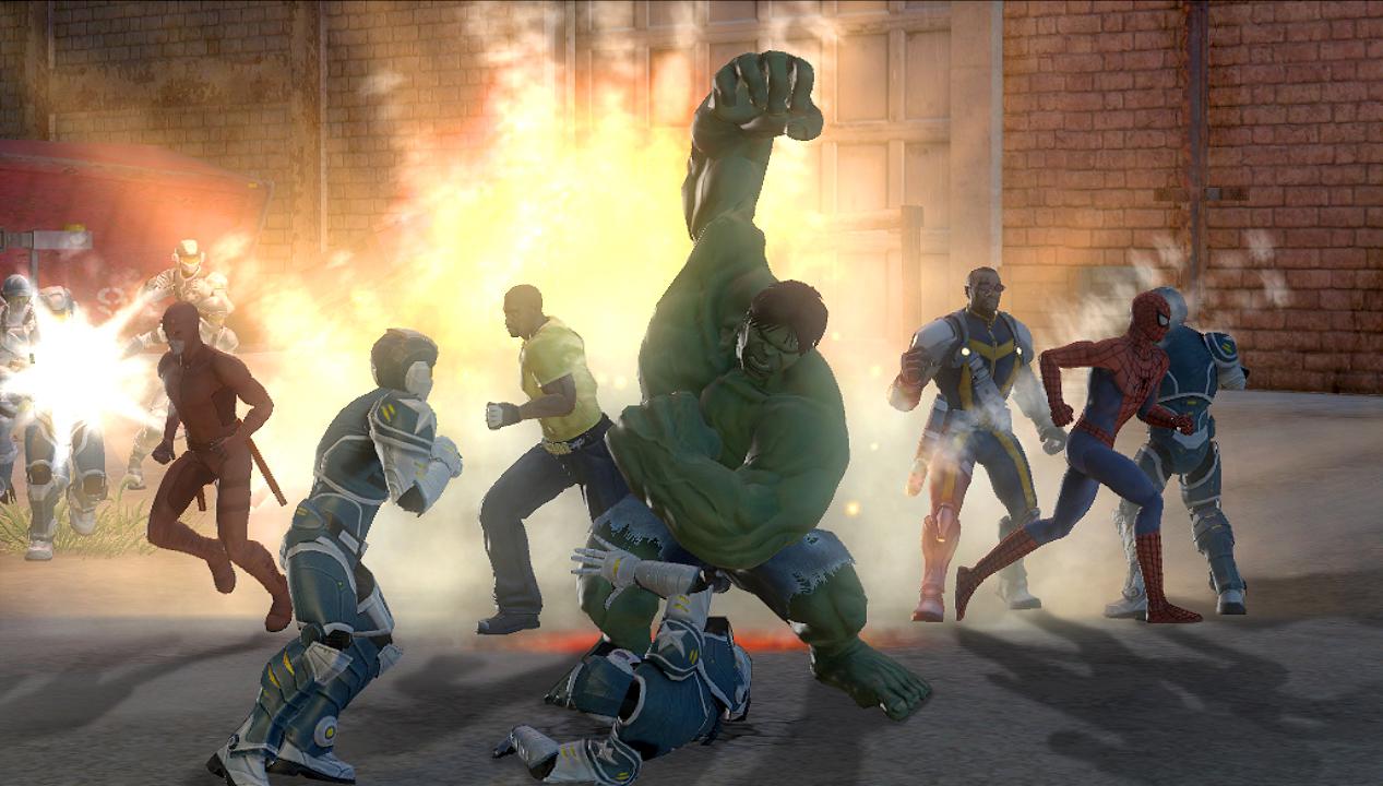 Marvel: La Grande Alleanza 2 - PC