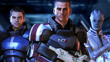 Mass Effect 3 - Trofei PS3