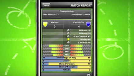 MYFC: Manage Your Football Club