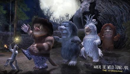 Nel paese delle creature selvagge - Xbox 360