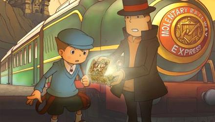 Professor Layton e lo Scrigno di Pandora - Nintendo DS
