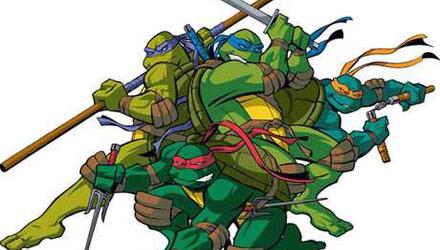 Teenage Mutant Ninja Turtles: Arcade Attack