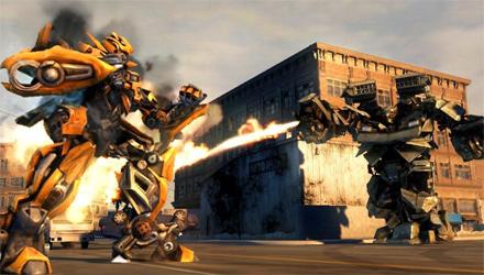 Transformers: La Vendetta del Caduto - Xbox360