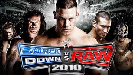 WWE SmackDown vs. Raw 2010 - PS3