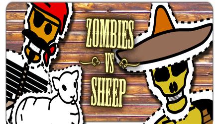 Zombies vs Sheep