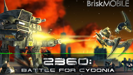 2360: Battle for Cydonia