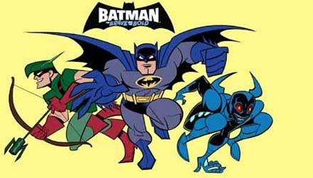 Batman: The Brave and the Bold - Il Videogioco