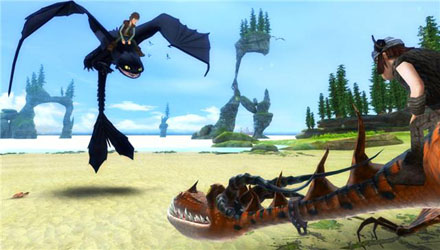 Dragon Trainer - Xbox 360