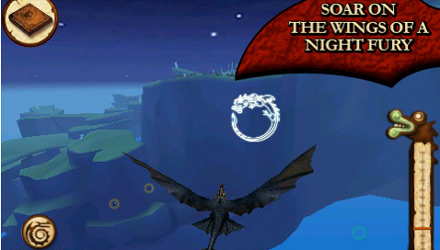 How to train your Dragon: Flight of the night Fury