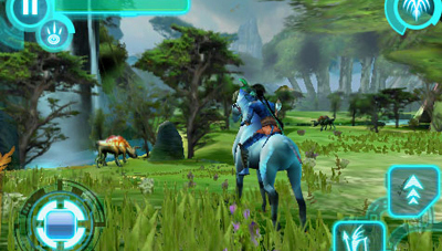 James Cameron's Avatar: The Game - iPhone