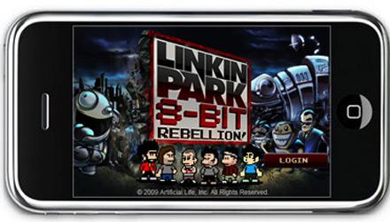 Linkin Park: 8-Bit Rebellion