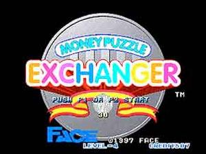 Money Idol Exchanger
