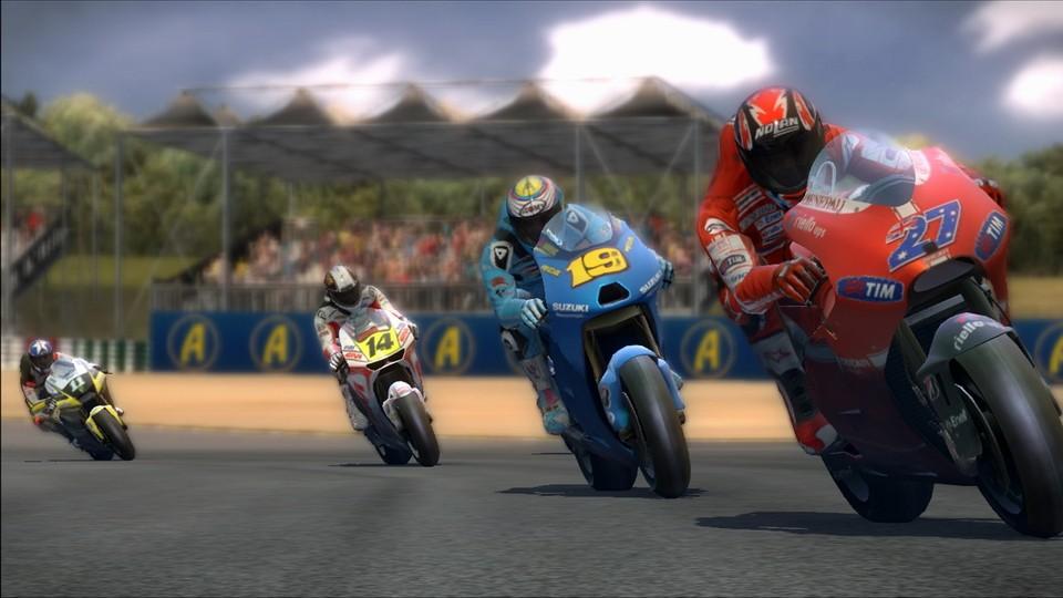 MotoGP 10/11 - Obiettivi Xbox 360