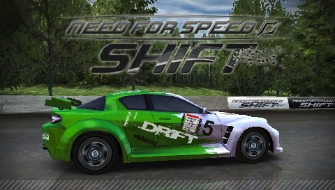 Need for Speed: Shift - iPhone