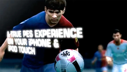 Pro Evolution Soccer 2010 - iPhone