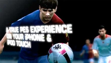 Pro Evolution Soccer 2010 - iPhone