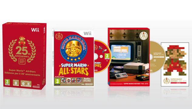 Super Mario All-Stars – Edizione per il 25° Anniversario