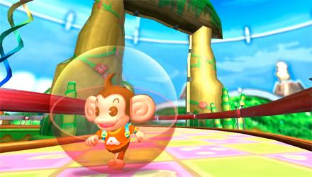 Super Monkey Ball Vita