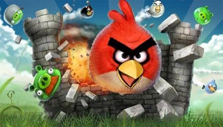 7 milioni di download per Angry Birds su Android