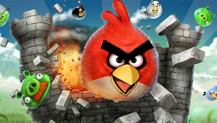Angry Birds è il gioco più scaricato nel 2010 dall'App Store