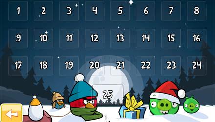 Angry Birds Seasons disponibile per dispositivi iOS e Android