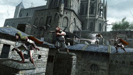 Animus Project Update 1.0 e 2.0 per Assassin's Creed: Brotherhood