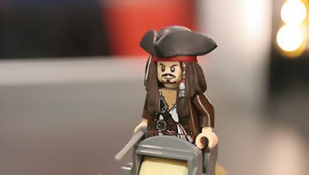 Annunciato LEGO Pirates of the Caribbean