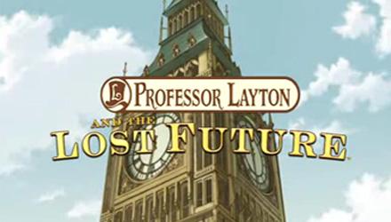 Arriva il Collector's Box del Professor Layton