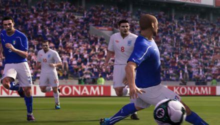 Attivo il portale per l'online di Pro Evolution Soccer 2011