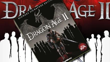 Contenuti della Signature Edition gratuiti a chi preordinerà Dragon Age 2