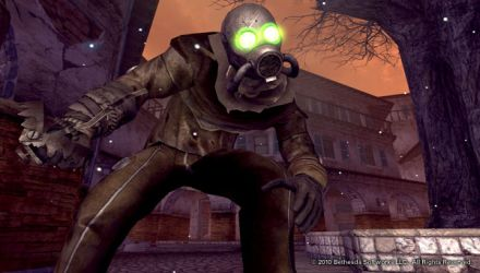 Dead Money per Fallout: New Vegas introdurrà i misteriosi Ghost People