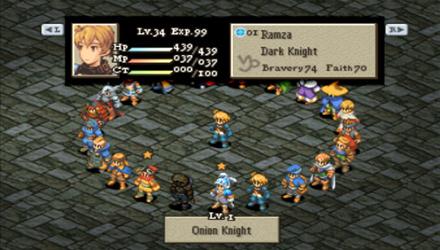 Final Fantasy Tactics: The War of Lions per iPhone rimandato al 2011