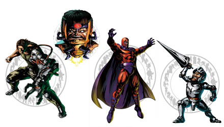 Ghost'n Goblins, Bionic Commando, Magneto e MODOK in Marvel vs. Capcom 3