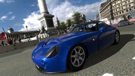 Gran Turismo 5: installazione in background