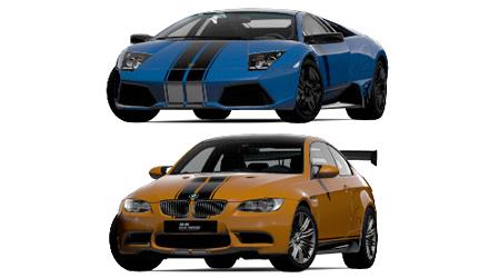 Gran Turismo 5: tre auto in regalo per Natale