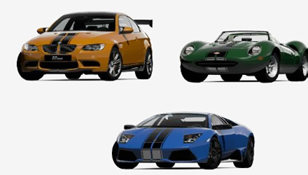 Gran Turismo 5: tre auto premium con un DLC a Natale